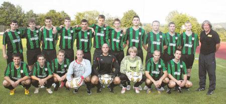 1. Mannschaft: A-Klasse SSV Boppard 2010-2011