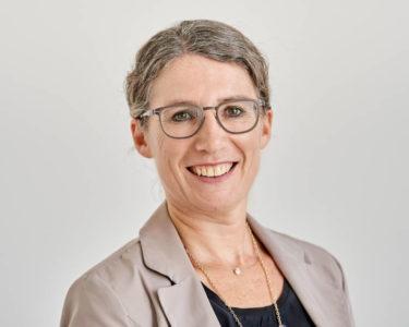 Portraitfoto der Ernährungswissenschaftlerin Dr. Annette Neubert