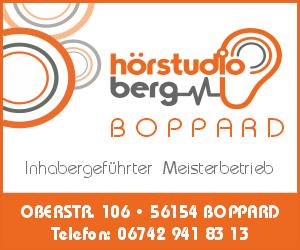 Hörstudio Berg