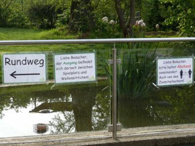 Zoo Neuwied, Rundweg