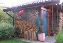 Neubau: Heizen mit Holz