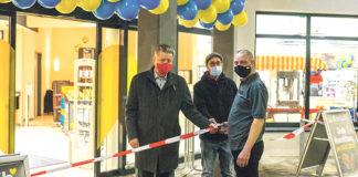 Neueröffnung EDEKA Borsch