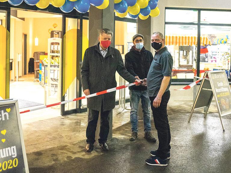 Neueröffnung EDEKA-Markt in Bad Salzig