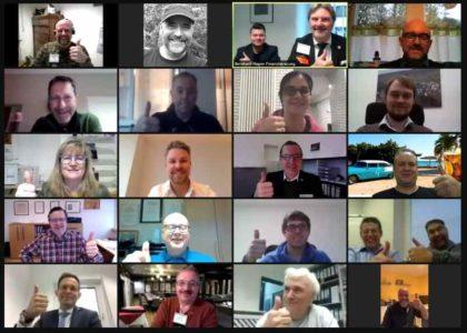 Corona meistern - Online-Meeting für Unternehmer