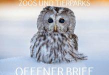Offener Brief der Zoos und Tierparks