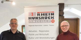 Jörg Haseneier zu Besuch beim RHA