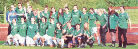 Frauenteam des SSV Boppard steigt in Rheinlandliga auf