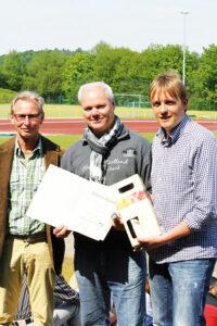 Urgestein Robert Schardt 50 Jahre SSV Mitglied