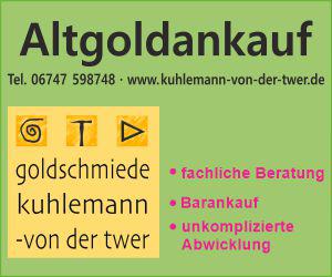 Altgold Einkauf