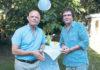 Die beiden Gründer der Stiftung: Dr. med. Ingo Hannes und Jörg-Peter Mallman