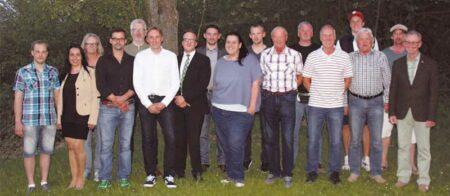 Vorstand des SSV Boppard 2015