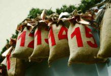 24 Adventsfenster leuchten im Niederkirchspiel