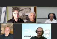 Video-Talkrunde mit den Bürgermeisterkandidaten