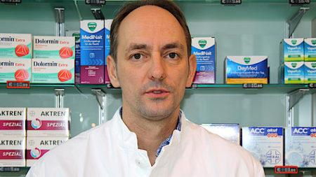 Apotheker Thomas Klose