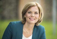 Julia Klöckner, Landesvorsitzenden der CDU Rheinland-Pfalz