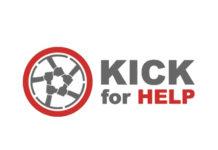 Logo Kick for Help
