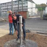 Wasserspielplatz am Mehrgenerationenpark