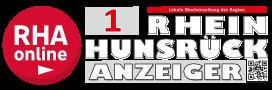 Rhein-Hunsrück-Anzeiger: Wochenzeitung für die Region Boppard, Emmelshausen, St. Goar, Rhens
