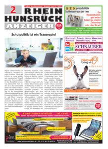 Rhein-Hunsrück-Anzeiger 02/21