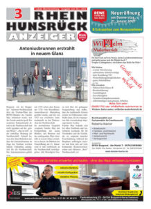 Rhein-Hunsrück-Anzeiger 03/21