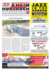 Rhein-Hunsrück-Anzeiger 27/21