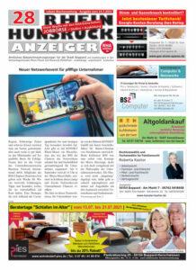 Rhein-Hunsrück-Anzeiger 28/21