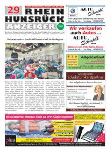 Rhein-Hunsrück-Anzeiger 29/21