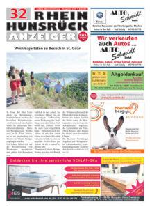 Rhein-Hunsrück-Anzeiger 32/20