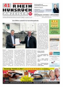 Rhein-Hunsrück-Anzeiger 41/21