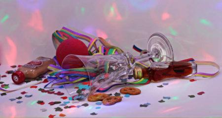 Corona, Virus, Pandemie - Salziger Karneval wie noch nie